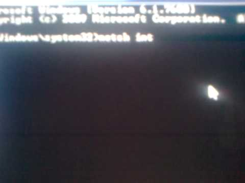 WINDOWS 7;  TCP#IP RESET