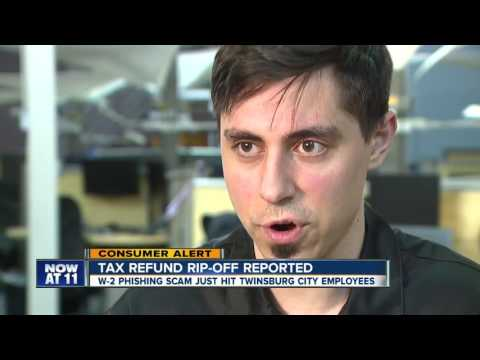 Tax refund rip-off reported