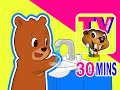 Bbtv S1 E3 Wash My Hands Busy Beavers Tv Show Baby Learning
