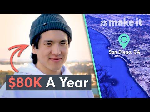 Xxx Mp4 Living On 80K A Year In San Diego — Millennial Money 3gp Sex