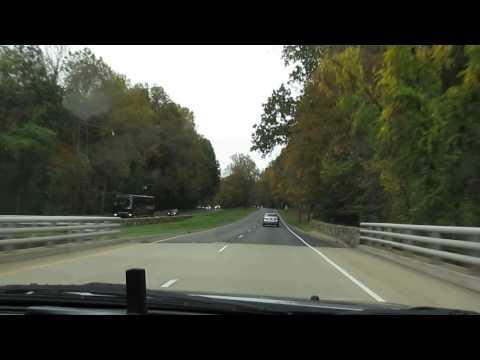 Driving to Washington, DC - October 2011