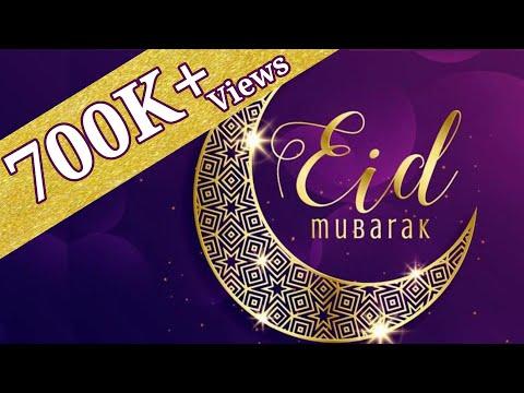 Eid Mubarak whatsapp Status 2020 | Eid Song | Eid ul Fitr | عيد مبارك | Eid Wishes | Kids Explorer
