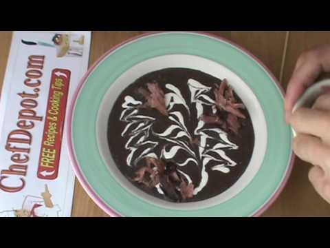 black bean soup recipes
