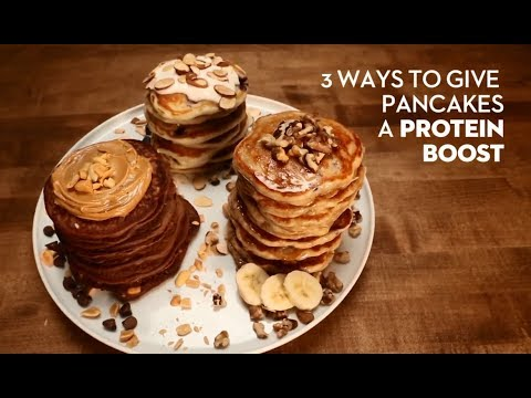 3 Protein-Boosted Pancakes | Cooking: How-To | Better Homes & Gardens
