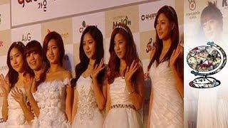 I Want A Gangnam Style Face: S. Korea