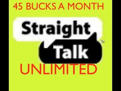Straight Talk on iPhone 5, 4s, 4