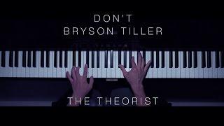 Bryson Tiller - Don