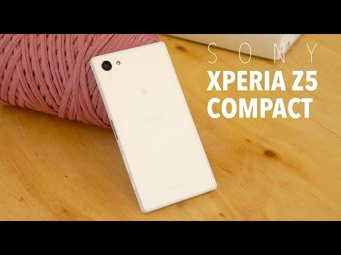 Análisis Sony Xperia Z5 Compact, review en español