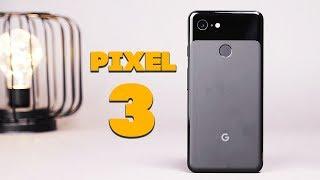 Большой и подробный обзор Google Pixel 3