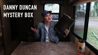 DANNY DUNCAN MYSTERY BOX UNBOXING 2019!!