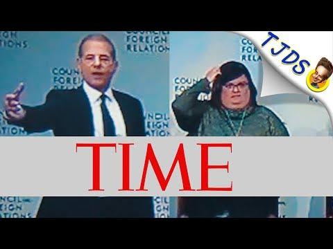 TIME Editor Literally Admits He's For Gov. Propaganda!