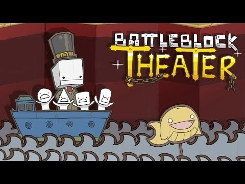 Games with Gold (July 16th-30th, 2014) - BattleBlock Theater (Xbox 360) | EN