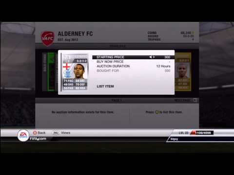 Fifa 12 | Trade To Team Ep 1 | Your Thoughts?