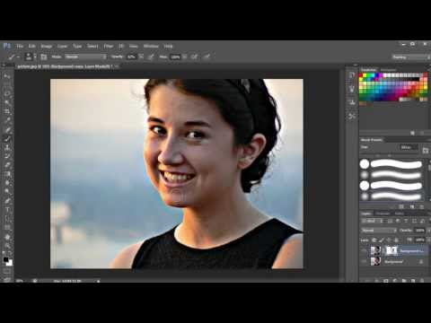 How to Sharpen a Picture in Photoshop