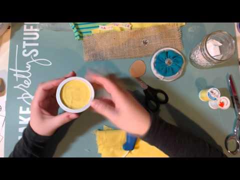 SNL 12 Days of Summer Day 10 ~ Summer Bucket List Mason Jar Craft