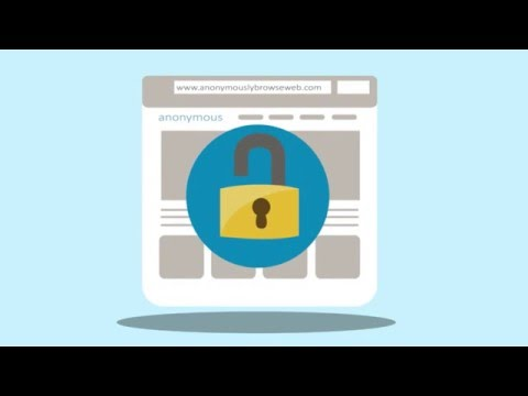 How To Browse The Internet Anonymously - 2016
