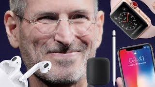 What would Steve Jobs think of 2018 Apple?