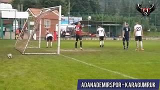 Adana Demirspor 2-1 Karagümrük (hazırlık Maçı)