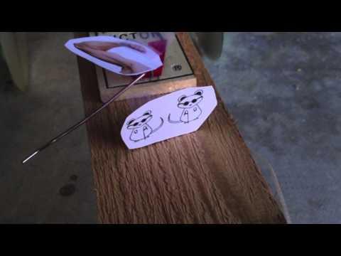 Mousetrap car physics project