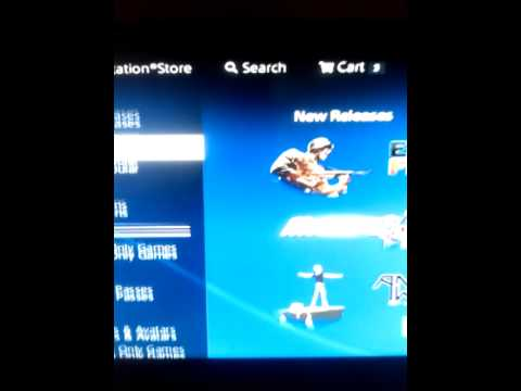 How to get FREE GAMES,AVATARS,THEMES on psn store