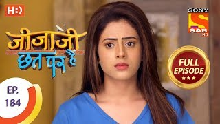 Jijaji Chhat Per Hai - Ep 184 - Full Episode - 21st September, 2018