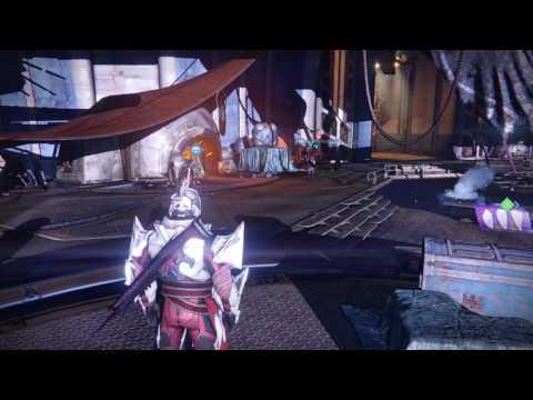 juniobill playing Destiny on Xbox One