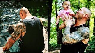 WWE Superstars and Their Children 2018