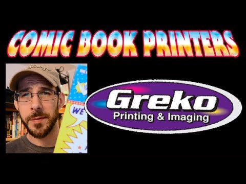 Comix Well Spring - Printing Comic Books