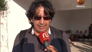 #x202b;تشييع جثمان السينمائي عدنان المؤدب بحمام الغزاز وسط حضور رجال و نساء السينما#x202c;lrm;