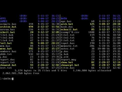 How to Make Your Own DOS Commands with 4DOS