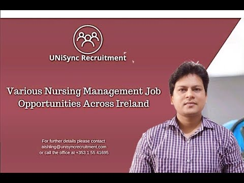 Nursing Jobs in Ireland