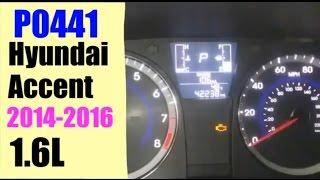 How to diagnose code P0441 on a Hyundai - PakVim net HD