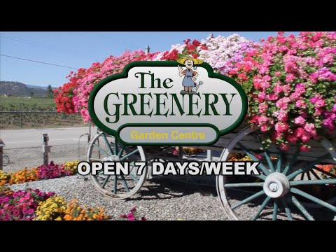 The Greenery Garden Centre Kelowna 2015