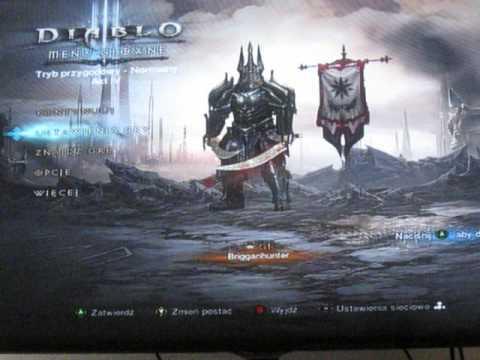 Diablo 3 xbox 360  repeaar of souls. Jak kopiowac itemy.