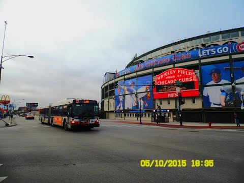 Chicago Transit Authority: Bus Observations (May 2015) - Part 3/7