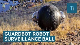 These Robot Surveillance Balls Can Swim And Roll On Any Terrain