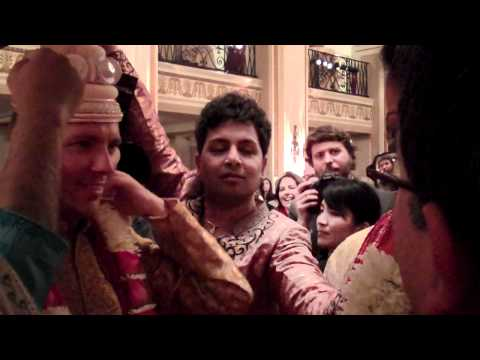 Justin & Debika Get Married, The Opening Moments of An Indian American Wedding
