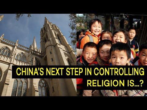 China BANS Children From Attending Church - REUPLOAD