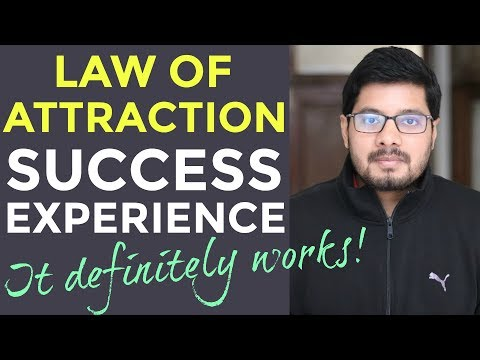 MANIFESTATION #75: Law of Attraction Success Story - Handle Negative Thoughts and Make it Work