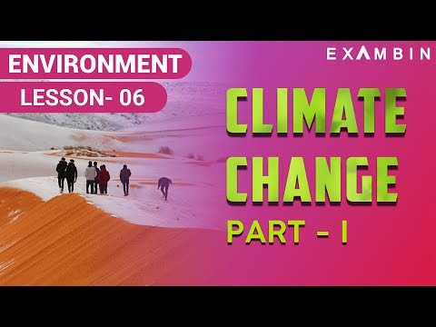 Climate Change   Part 1   Global Warming and Climate change