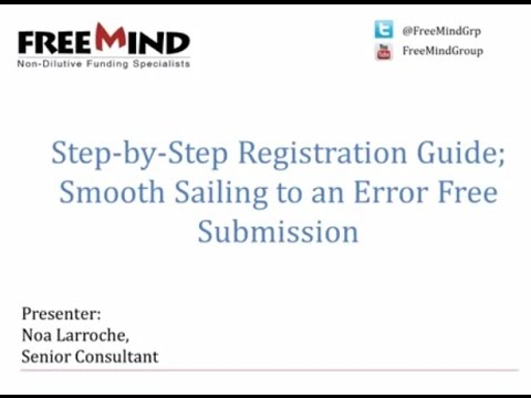 Step by Step Registration Guide