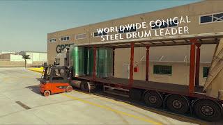 Greif Steel Drums & Plant