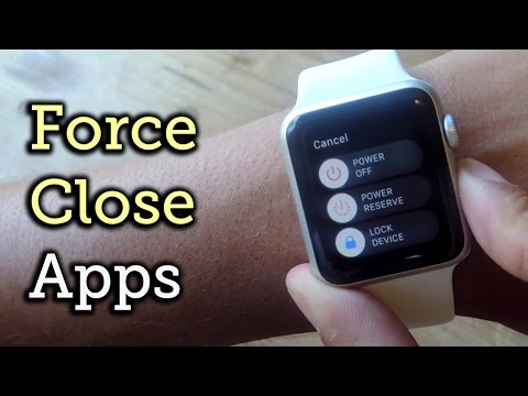 Force-Close Apps on the Apple Watch [How-To]