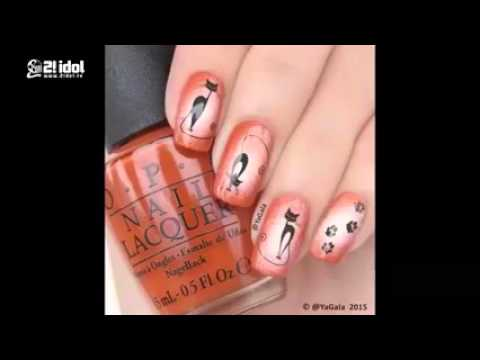 How to get beauty nails 1