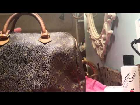 Results of the Lovin My Bags vs. Apple cleaners Louis vuitton (Speedy  #2)