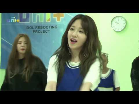 [The Unit 더유닛] 미쳐 파랑팀 비하인드 스토리 [유나킴(디아크) 컷] / Behind Story of Team Crazy [Euna Kim(The Ark)'s cuts]