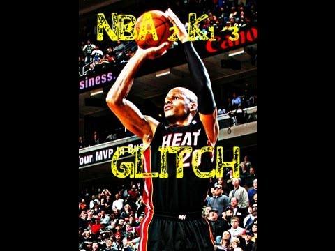 NBA 2K13 - Glitch Shot - Euro Step 3 Pointer!