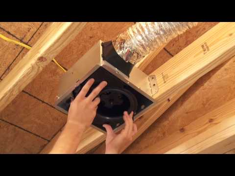 Broan InVent Series How To Install