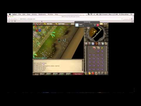Runescape - How to Kill Final Boss of Monkey Madness