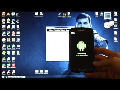How To Unroot and Flash your Galaxy S4 to Stock Android 4.2.2 MDC